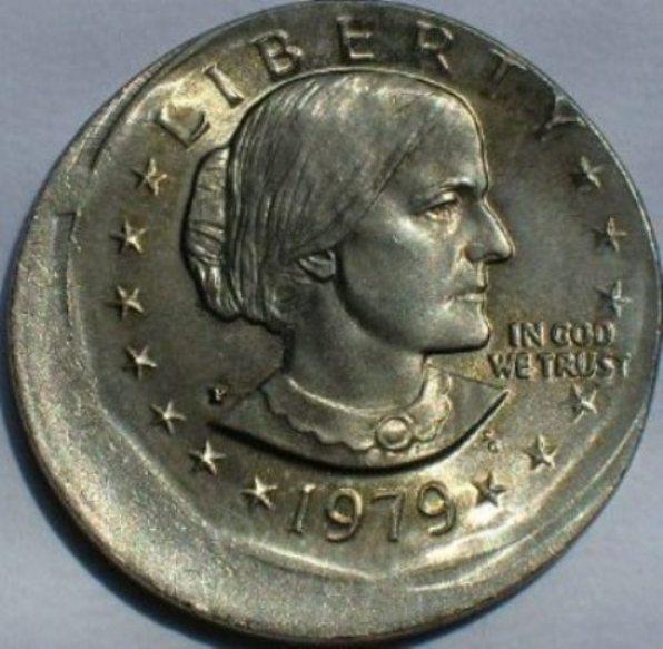 Susan B Anthony Broadstrike Coin Community Forum