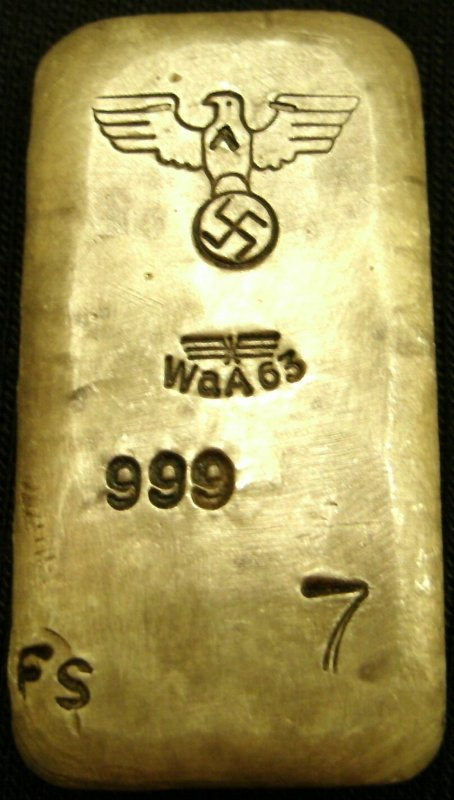 Nazi Silver Bars Coin Community Forum